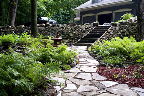 C Brandt Pavers And Landscaping Clay And Natural Stone